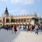 City tours - Sukiennice - Krakow