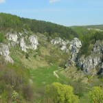 Bedkowska Valley, Poland