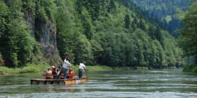 Dunajec River Raft Trip