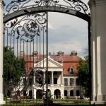 Zamoyski Palace in Kozlowka