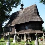 Saint Leonard's church in Lipnica Murowana