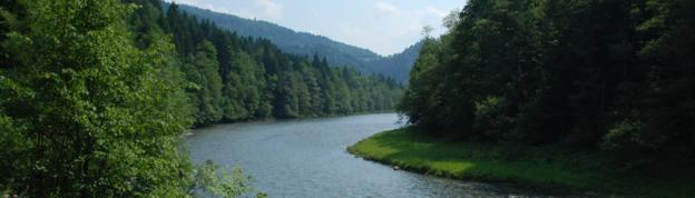 Dunajec River Gorge - Pieniny National Park