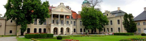 Zamojski Palace in Kozlowka