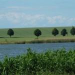 Biskupin lake - Poland