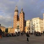Saint Mary's Church in Krakow