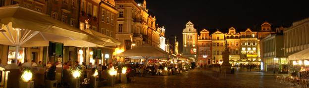 Market Square in Poznan