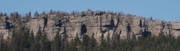 Stolowe Mountains