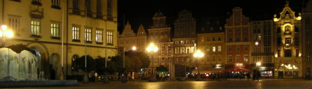 Walking Tour of Wroclaw