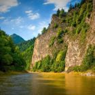 Dunajec River Gorge, Pieniny Mountains, Poland