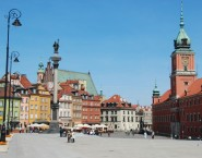 Walking Tour of Warsaw