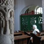 Strzelno church
