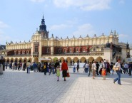 Cloth Hall in Krakow