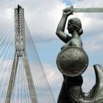 Warsaw Mermaid - Poland