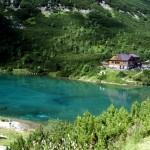 Lake in Tatra Mountains Poland