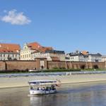Panorama of Torun