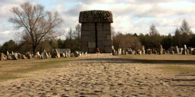 Monument Site in Treblinka