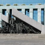 Monument of Warsaw Uprising 1944