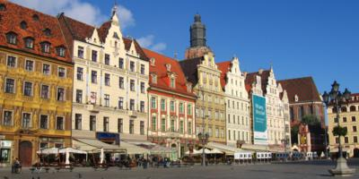 Streets of Wroclaw