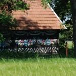 Zalipie village