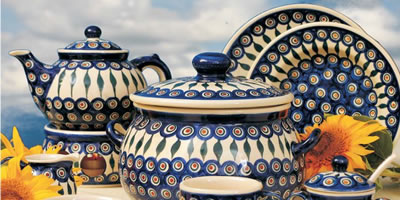 Boleslawiec ceramic