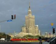 Weekend break in Warsaw